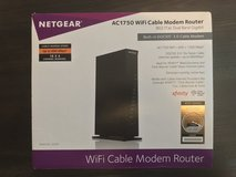 Netgear- AC1750 WIFI Cable Modem Router in Fort Leonard Wood, Missouri