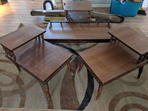 Living room table set in 29 Palms, California