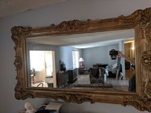 Large Mirror with antique looking frame in 29 Palms, California