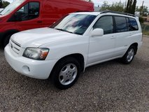 2006 Toyota Highlander Limited in Alamogordo, New Mexico