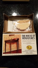 House of Miniatures #40004 Hepplewhite Side Table Kit in Batavia, Illinois