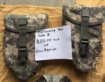 Entrenching tool  20 dollars each in Fort Knox, Kentucky
