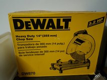 Dewalt Saw New unused in Ramstein, Germany