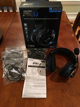 Turtle Beaches Ear Force PX4 Wireless Headset in Glendale Heights, Illinois