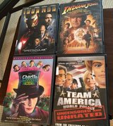 4 DVDs in Bolingbrook, Illinois