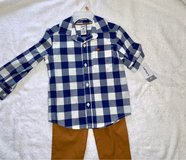 NWT Carter's 2 Piece Outfit in Glendale Heights, Illinois