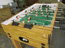 Foosball Table for Your Game Room in Elgin, Illinois