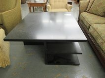Large Coffee Table with Shelves in Elgin, Illinois