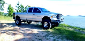 2003 Dodge Ram 2500 4wd Diesel in Fort Polk, Louisiana