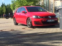 2014 Volkswagen golf gtd in Spangdahlem, Germany