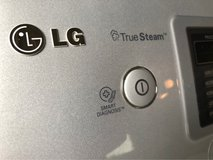 LG Large Capacity GAS DRYER WITH TRUE STEAM in Glendale Heights, Illinois