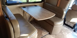 Dinette sleeper from 2017 Citation RV in Fort Campbell, Kentucky