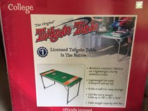 Illini Tailgate Table in Batavia, Illinois