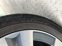 Dunlop 215/50R17 Enasave EC300 nice condition used tires (4) in Okinawa, Japan