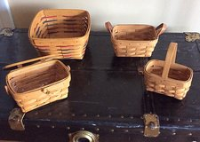 Longaberger baskets in Fort Riley, Kansas