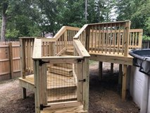 -Decking-Fencing-Roofing & More in Camp Lejeune, North Carolina