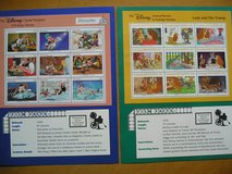 Disney Postage Stamps from Grenada in Chicago, Illinois