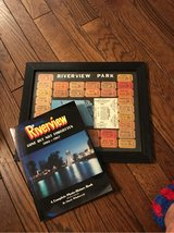 Riverview Photo history book & framed park rides in Glendale Heights, Illinois