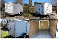 Pace American Enclosed Trailer in Naperville, Illinois