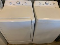 Name brand washer and dryer electric in Houston, Texas