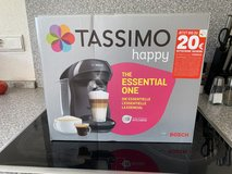 Tassimo happy in Ramstein, Germany