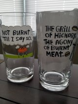 7 Grill Theme Glasses in Westmont, Illinois