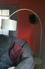 Arc Floor Lamp ( White) in Chicago, Illinois