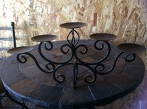Metal wall art and sconces in Alamogordo, New Mexico