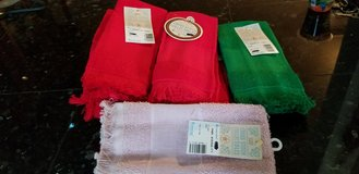 Cross stitch  Fingertip Towels in DeRidder, Louisiana