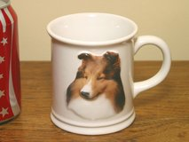 Sheltie Dog Coffee Cup in Chicago, Illinois