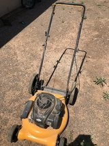 lawn mower in Alamogordo, New Mexico