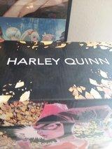 collectible Harley Quinn comic book box in Fort Leonard Wood, Missouri