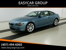 2004 BMW 6 Series 645 Ci in Kissimmee, Florida