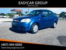 2007 Chevrolet Aveo LS - 5 Speed Manual in Kissimmee, Florida