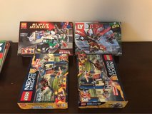 New Legos in Glendale Heights, Illinois