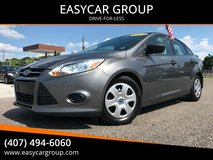 2012 Ford Focus S in Kissimmee, Florida