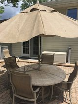 Patio furniture in Shorewood, Illinois