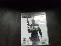 PS3 Call 0f Duty MW3 Game in 29 Palms, California