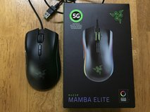 Mamba Elite Gaming Mouse in Glendale Heights, Illinois