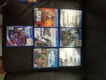 pS4 Games in 29 Palms, California