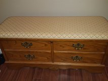 Cedar hope chest in Glendale Heights, Illinois