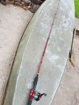 7 FT. ROD AND REEL COMBO in Houston, Texas