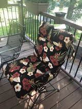 New set of 4 Outdoor Full Chair Cushions in Belleville, Illinois