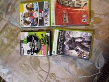 4 PS 3 games in Fort Leonard Wood, Missouri