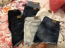 Sz 4 American Eagle and Abercrombie Clothing in Fort Rucker, Alabama