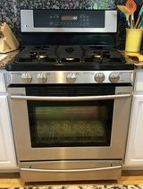 Stainless Steel Gas Range in Bolingbrook, Illinois