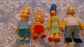 """""""The Simpsons"""" 1990 toys in Perry, Georgia"""