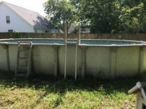 Trade 16×32 above ground pool for yardwork in Warner Robins, Georgia