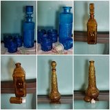 old decanter bottles in Fort Leonard Wood, Missouri