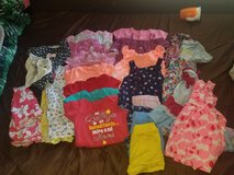 Big box of Girl clothes size 12-24 month in Alamogordo, New Mexico
